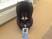 Maxi Cosi Tobi Car Seat - Instruction manual included