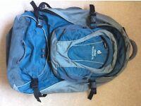 Deuter Traveler 70 Back Pack plus Day Pack (70 ltr +)