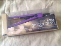 Mini Hair Straighteners