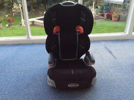 Greco Child's car seat