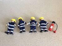 Tidlo wooden firemen