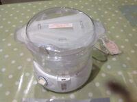Cookworks electric steamer