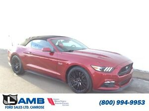 2016 Ford Mustang Convertible GT Premium EXECUTIVE DRIVEN UNIT N