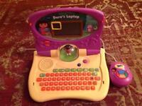 Dora's laptop