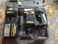 Panasonic EY6813 Cordless Hammer Drill 24V With 2 batteries and charger