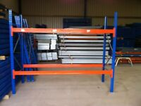 ESMENA PALLET RACKING WORKSHOP GARAGE CONTAINER SHED WAREHOUSE SHELVING BAY