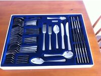 44 Piece Judge Cutlery Set