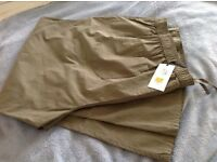 Marks and spencer, new with tag, ladies summer trousers, size 24 short.