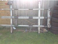 Transit ladder rack