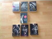 Romantic Book selection, Sylvia Day & Kylie Scott