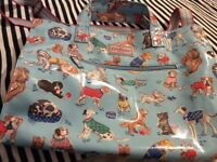 CATH KIDSTON BAG WITH DOG DESIGN - BNWOT.