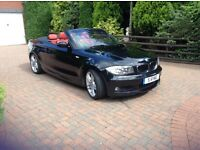 BMW 120 M SPORT CABRIOLET
