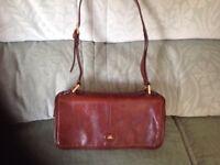 Bridge Leather handbag