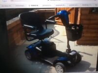 Roma Murcia Blue Mobility Scooter Blue 12 months old Excellent Condition