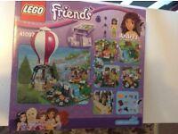 Lego Friends brand new set hot air balloon 41097