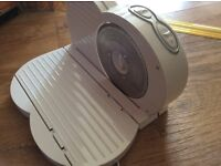 Cookworks electric slicer used once, as new