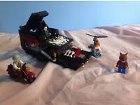 Lego Monster Hunters The Vampyre Hearse
