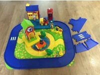 Elc happyland post office & clock tower early learning centre