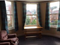 large 2 double bed flat, central location,