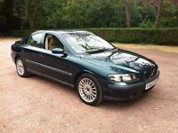 2003 VOLVO S60 D5 SE DIESEL AUTOMATIC **11 MONTHS MOT**