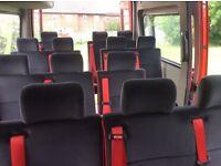 Car Mini Bus Seats