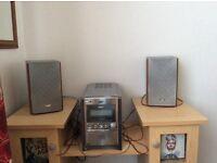 JVC Stereo system