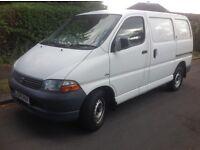 Toyota Hiace 2.5 D-4D 280 GS SWB 2006 (56 Reg) Price £3950 + VAT Finance Arranged