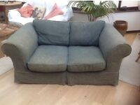 Two seater comfortable sofa