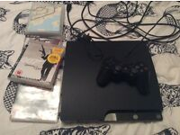 PS3 with controller games