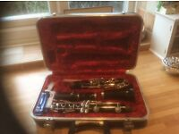 Clarinet Boosey and Hawkes, with original case.