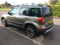 skoda yeti laurin and klement