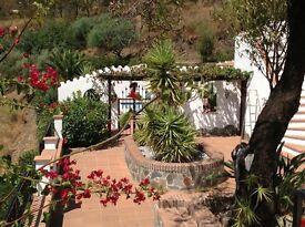 Luxury 5 Bedroom villa in Competa, Malaga (Spain)
