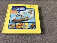Home maintenance and repair book