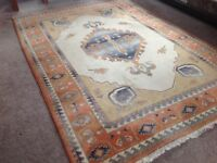 HUGE KABIR TRADITIONAL RUG FROM JOHN LEWIS
