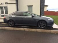 Honda Accord 2007 MOT To end May 18 Full Leather