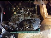 Mr2 mark 2, engine block, gear box, turbo and much more...3SGE