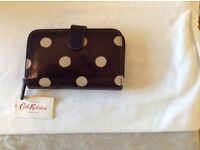New cath kidston spot purse with tags