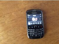 Blackberry Curve 9300 £50.00 .o.n.o.