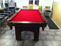 For Sale: American Pool Table.(Collection only)