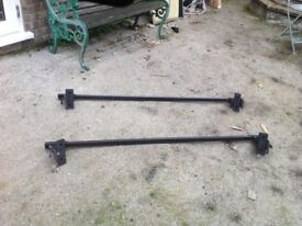 Volkswagon transporter t4 roof bars