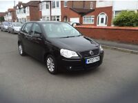 LOW Mileage Volkswagen POLO 1.2 S 5dr hatchback petrol manual 1 owner 47000 miles full history £2495
