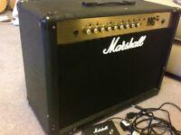 Marshall MG100 fx guitar amp. Great sound.