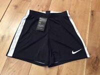 Nike boys sport shorts 10/12 years