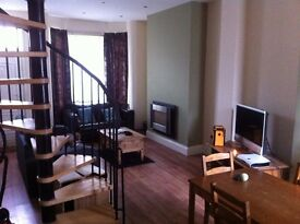 Fully Furnished--2 Bedroom House–*Spiral Staircase* Central Middlesbrough