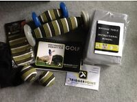 TriggerPoint Golf Performance And Deep Tissue Massage Kit with User Guidebook