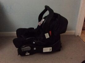 Graco baby car seat from 0+