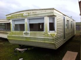 Willerby Salisbury 32x12 2 bedrooms FREE DELIVERY over 150 offsite static caravans for sale