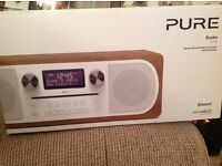 Pure Evoke All-in-one Music System with Bluetooth