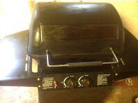 Gas BBQ (2 burners)