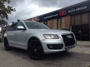 2009 Audi Q5 3.2L | LEATHER | PANO SUNROOF | ROOF RACK